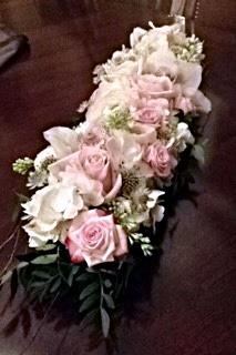 blomsterdekorasjoner til bryllup
